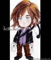 Mini Daryl Dixon TWDSE5 by zelldinchit