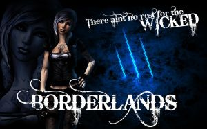 Borderlands BG - Lilith by NuclearFizix