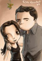 .: abril and yorch :. by monito