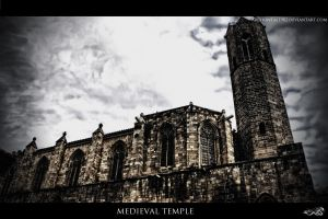 medieval temple by archonGX