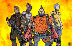 Borderlands 2 Warm Up by logancarroll