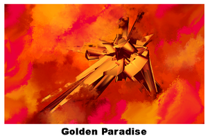 Golden Paradise by Kewl-Munky