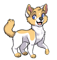 Puppy - Adoptable (Closed) by Adopts-Only