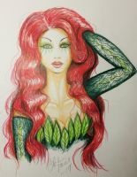 poison ivy by tonez2