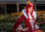 The Red Queen of Hearts by FireLilyCosplay