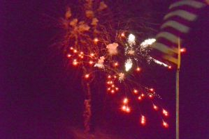 Labor Day Fireworks, Boom 15 by Miss-Tbones