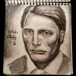 Mads Mikkelsen by bluemoon116