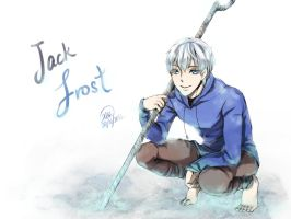 Jack Frost by christon-clivef
