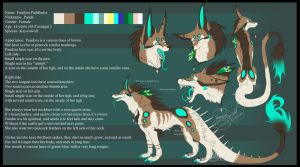 Pandora Pathfinder Official Sheet Ref 2012 by SillyTheWolf