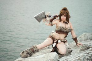 Nidalee I by EnchantedCupcake