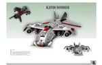 3D Spaceship RAPID-Bomber by MASCH-ARTDesign