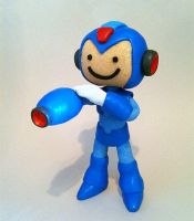 Megaman by TRAVALE