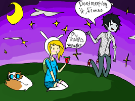 Dont mention it fionna by jackielawliet