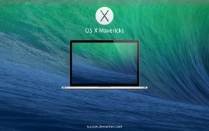 OS X Mavericks by SucXceS