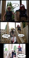 DN Cosplay Comics - Not Needed by Mascara-TaintedTears
