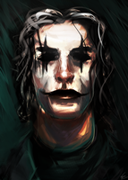 The Crow by UltimaFatalis