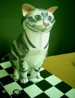 Cat_papercraft by Didoth by paragraphworld