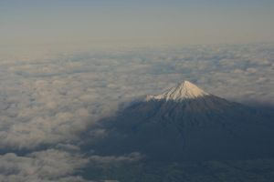 Taranaki aka Mt Egmont by Mortitia212