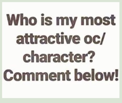 Most Attractive OC???? B3 by midnite300