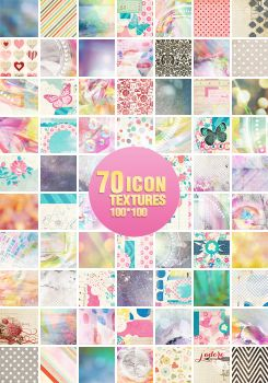 70 Icon textures - 2710 by Missesglass