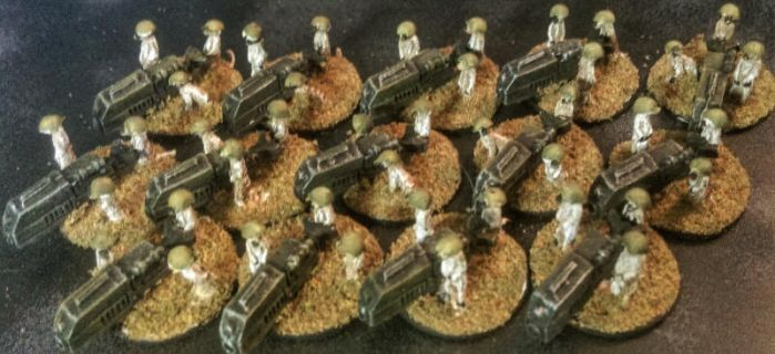 15mm Meerkats:  Anti-Material Guns by Spielorjh