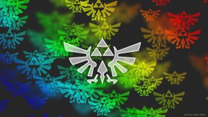 Triforce Crest Vector by ElitistArab