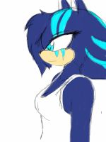 Android (side view)  by zachthehedgehog97-2
