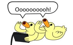 A bunch of Baby ducks by Jaelachan