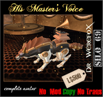 His Master's Voice by truemouse
