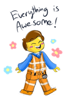 Everything was awesome~ by ChibiObsessor122
