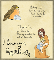 Mother's Day by Otterlore