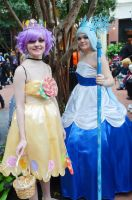 Royalty of Candy Land! Wide Shot by Wingedisis16