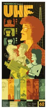 UHF poster by strongstuff