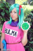 Bulma by JungleJulia91