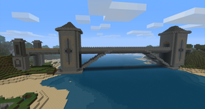 Minecraft Bridge by DeadWaste2
