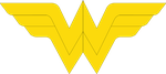Wonder Woman Logo by JMK-Prime
