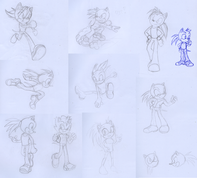 sketchdump by SonicPro