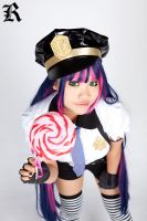 PSG - Stocking - Lollipop by Kurai-Hisaki