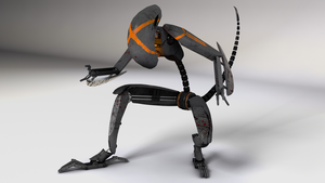 Robot by TheRealMar