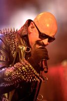 Judas Priest: Rob Halford I by basseca