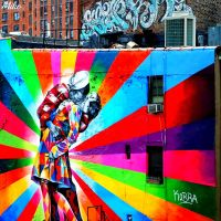 A Walk Along The High Line 13 by Poet515