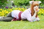 Horo Cosplay - relax~ by Natsumi-angel