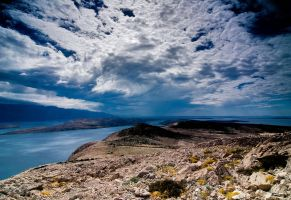 Pag Island by mutrus