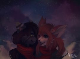you are my star by hioming
