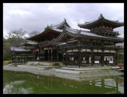 Kyoto Temple by Kenshin4LIFE