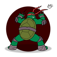 TMNT - Hot-Head by ConnerCoon