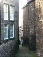 Lancaster small castle street by Chromone