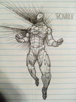 Iron Man Sketch by Kelden17