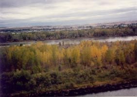 yellowstone river 2 by rabidwire-stock