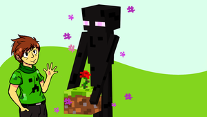 Gavin and Frienderman by seerTime